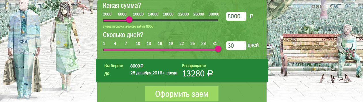 Green money в Гостомеле